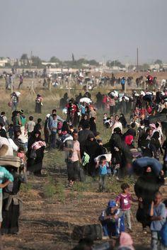 """""""Hunderttausende Schutzsuchende"""": Kurden rechnen mit Massenflucht nach…"""