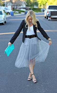 Tulle Skirt Trend - Yay or Nay? | GBO Fashion