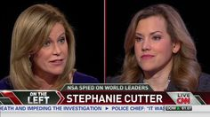"""CNN """"Crossfire"""" (Oct. 25, 2013): """"National Security or Too Much Snooping?"""" (hosts: Stephanie Cutter & S.E.Cupp.)"""