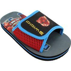 "Transformers ""Prime"" Blue Slip In Flip Flops Boys Sandals (2/3) Transformers http://www.amazon.com/dp/B00C7RW6AG/ref=cm_sw_r_pi_dp_jDHStb1Q20N06S9C"