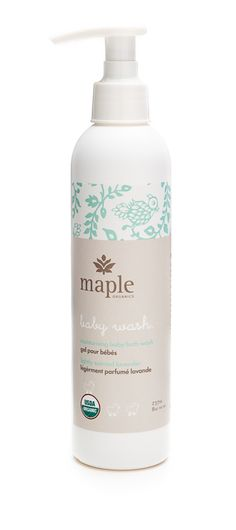 Maple Organics Branding & Packaging Design by arithmetic creative, via Behance