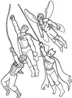 spiderman 2099 coloring pages | Spiderman coloring, Black ...