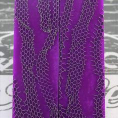Vivid Purple Raptor Scales P1