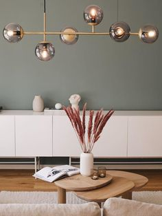 Condo Living, Home And Living, Apartment Living, Living Room, Living Spaces, Orb Chandelier, Chandelier For Sale, Lounge Design, Floor Design