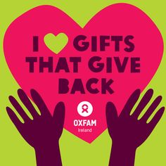 Spread the word - Oxfam America Unwrapped Need Money, How To Get Money, Just Love, Let It Be, Giving Tuesday, Giving Back, Meaningful Gifts, Goods And Services, Love Gifts