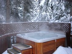 Sit in a Hot Tub in Winter / Bucket List Ideas / Before I Die Carpe Diem, Jacuzzi, Stuff To Do, Things To Do, Random Stuff, Bucket List Before I Die, It's All Happening, Thing 1, Summer Bucket Lists
