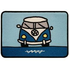 Alfombra cocina Volkswagen Azul Kombi Campervan