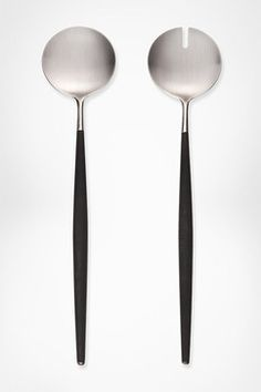 Salad service silverware for the dinner table - industrial design - for the kitchen PETITE COLLECTION FLATWARE