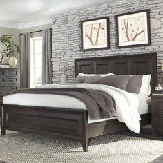 Greatime California King Wave Like Shape Upholstered Bed (Black) |  Upholstered Beds, California King And Shapes