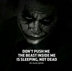 Badass Quotes, Joker Love Quotes, Joker Qoutes, Psycho Quotes, Dark Quotes, Wise Quotes, Words Quotes, Inspirational Quotes, Attitude Quotes