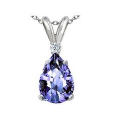 55ct pear tanzanite pendant with 125ctw diamonds in 14k white gold 55ct pear tanzanite pendant with 125ctw diamonds in 14k white gold tanzanite pendant pinterest tanzanite pendant white gold and pendants aloadofball Images