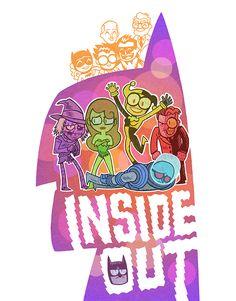 dan hipp inside out - Cerca con Google