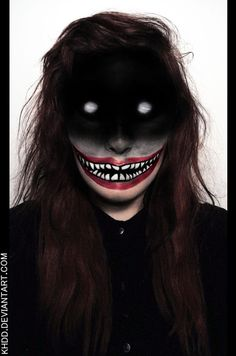 makeup creepy - Buscar con Google