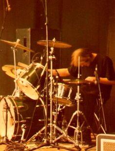 Drummers heart.
