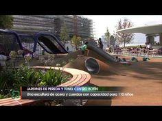 Nuevos Jardines de Pereda de Santander -