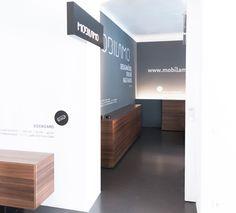 Mobilamo Showroom Vienna. Food Design, Bespoke Furniture, Grafik Design, Showroom, Vienna, Carpentry, Creative, Fashion Showroom