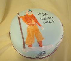 avatar the last airbender cake images Happy 5th Birthday, Cake Images, Avatar The Last Airbender, Birthday Cakes, Birthdays, Pasta, Desserts, Livros, Pie Cake