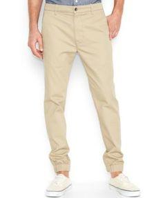 47ba0e43b51999 Levi s Men s Chino Jogger Pants