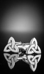 Jewelry Designer Eileen Moylan's Trinity Knot Cufflinks are handcrafted in her Irish workshop. View more of her Irish inspired online jewelry collection. Groomsmen Cufflinks, Beautiful Symbols, Jewelry Model, Jewelry Designer, Trinity Knot, Book Of Kells, Irish Jewelry, Vintage Cufflinks, Jewelry Collection