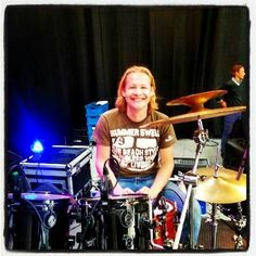 Soundcheck Cover band! Partyband! Feestband! Act on Demand - '8 uur van de Oosterschelde' Drummer - Jelle Peeters