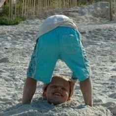 Wat te doen met kinderen op het strand