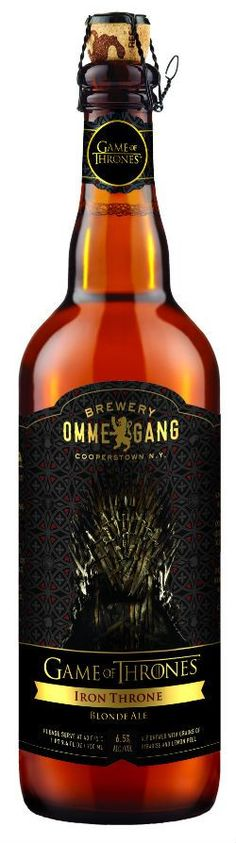 Game of Thrones / Blond Ale / Ommegang Beer Club OZ presents – the Beer Cellar – ultimate source for imported beer in Australia.