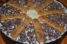 Tort cu piscoturi si ness - CAIETUL CU RETETE Waffles, Caramel, Food And Drink, Pudding, Sweets, Breakfast, Desserts, Recipes, Homework
