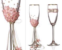 бокалы и шампанское на золотую свадьбу — Рамблер/картинки