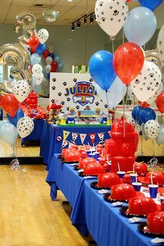 A few months back clients of mine asked me to coordinate, design, and style a Paw Patrol themed birthday party for their toddler son. This party was so fun to put together! It reminded me of stylin…