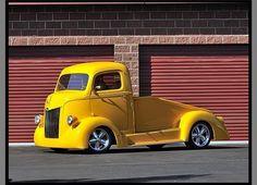 1947 Ford Custom COE