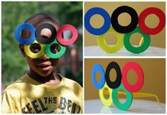17 Game-Winning Olympics Crafts for Kids - 17 Game-Winning Olympics Crafts for Kids – Brit + Co 17 Game-Winning Olympics Crafts for Kids – - Senior Olympics, Summer Olympics, Kids Olympics, Acrobatic Gymnastics, Olympic Gymnastics, Tumbling Gymnastics, Olympic Sports, Gymnastics Quotes, Gymnastics Problems