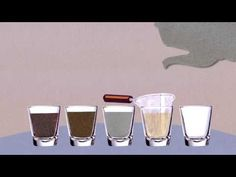 OK kids -- seriously break down your cup of coffee with this quick experiment from science writer Harold McGee. Cool Science Projects, Easy Science Experiments, Stem Science, Food Science, How To Make Coffee, Coffee Love, Coffee Art, Coffee Culture, Wine And Beer