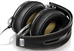 Sennheiser Momentum 2.0 Around Ear Headphones. If you prefer your headphones to fit comfortable around your ears instead of on top, the Sennheiser Momentum 2.0 Around Ears are just for you. Folded.