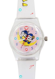 TimerMall OEM Lovely Moon Pattern Dial Kids Cartoon Watches. TimerMall OEM Cartoon Watches funky cartoon style watches with its cute styled character. Clear standard numbers and bright colours make this watch appealing and attention grabbing.