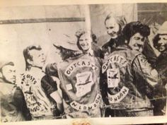 Outcasts Motorcycle Club, outlaw bikers
