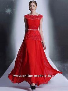 Rote abendkleider meerjungfrau