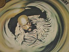 1970's  Isaac Hayes 33 1/2 Vinyl Record by TrailBlazerRetroShop