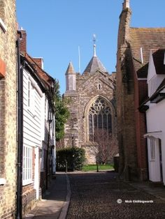 St. Mary's Church Rye East Sussex