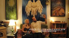 FORCE of LOVE - available now.  No such thing as too little or too much. PAY WHAT YOU FEEL WhiteBirdmusic.com/shop