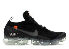 12848dcc60ea Check out the Air VaporMax Off-White Black available on StockX Black  Tongue