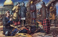 """The First Crusade"", Richard Hook"