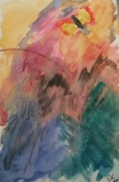 RunoMaalari: Tuliperhonen