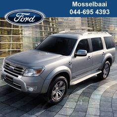 With the new Ford Everest you can sit on exquisite charcoal leather seats and feel safe at the same time. This vehicle features pre-tensioning seatbelts that will keep you safe in hard braking conditions. #roadsafety #lifestyle #4x4