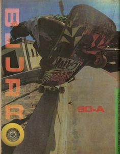 80's Skateboard Art: Vision | Signalnoise.com