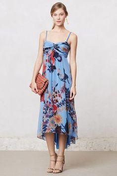 Anthropologie Pavani Maxi Dress | What to Wear to a Wedding | Floor-Length Dresses #weddingattire #weddingdresscode #weddingseason