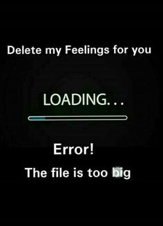 never need to delete. They are mine and I'll Keep you forever near and dear to my heart☺