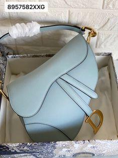 Dior saddle shoulder bag light blue Dior Bags, Saddle Bags, Light Blue, Wedges, Shoulder Bag, Shoes, Fashion, Dior Handbags, Moda