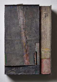 Brian Dickerson - 45 Artworks, Bio & Shows on Artsy Modern Sculpture, Abstract Sculpture, Wood Sculpture, Abstract Art, Encaustic Painting, Assemblage Art, Contemporary Paintings, Collage Art, Wood Art