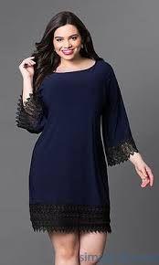 Resultado de imagen de formal dress for plus size