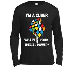I'm a cuber - Funny Tshirt cool shirt
